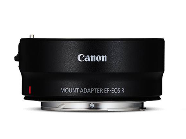 Canon Адаптер Ring Mount Adapter EF-EOS R
