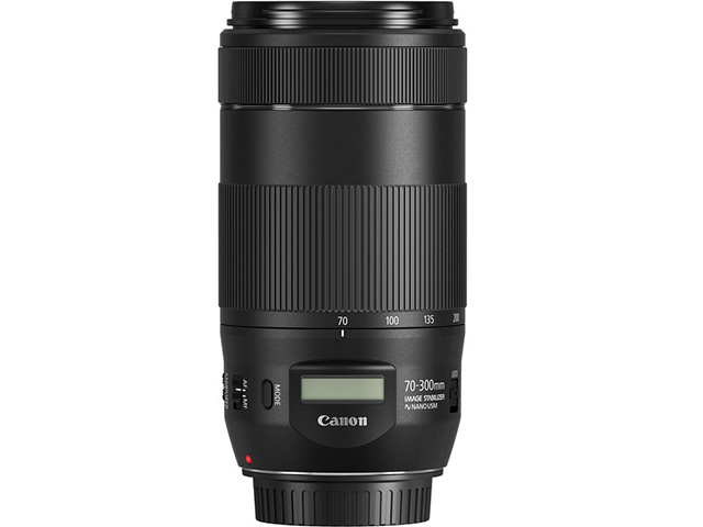 Canon EF 70-300mm f/4-5.6 IS II USM