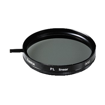 Hama Pola  Linear Filter  58.0 mm 72158