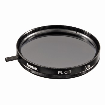 Hama Polarizing Filter, circular, AR coated, 49.0 mm 72549