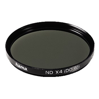 Hama ND4 Neutral-Density Filter, HTMC  62.0 mm 79362