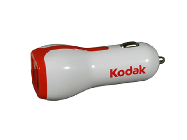 Kodak Dual USB Car  Charger