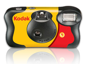 Kodak Fun Saver 27 plus 12