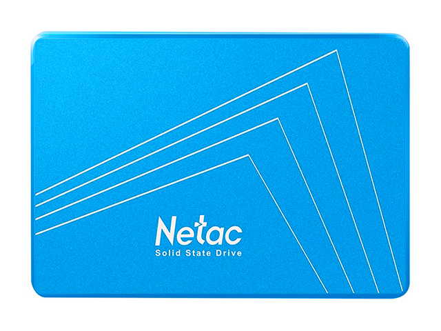 "SSD Netac- N600S 2.5"" SATA III Solid State Drive 128GB,Up To 510/440MB/s"