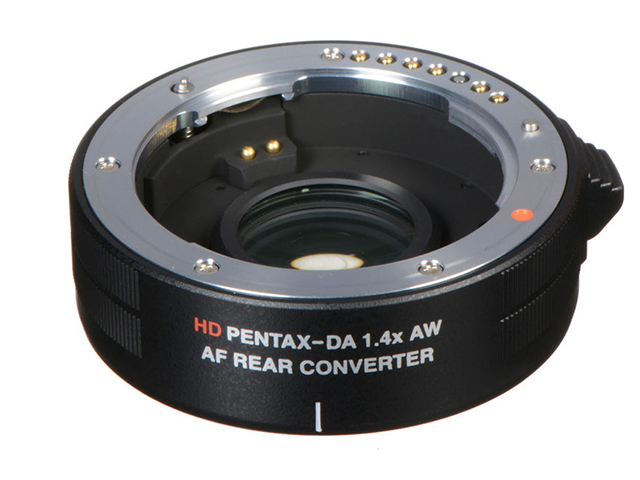 PENTAX- HD DA AF Rear Converter 1.4x AW for K-Mount