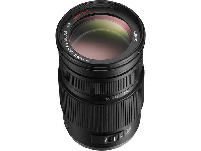 Panasonic Lumix G Vario 100-300mm F/4.0-5.6 OIS