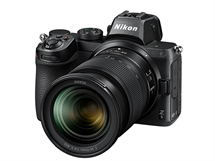 Nikon Z 5 и обектив 24-70 f/4 S, 24MP Full frame ,4K UHD video