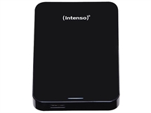 Intenso Memory Drive 2TB Super Speed USB 3.0, черен