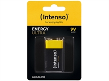 Intenso Energy Ultra 9V Block Alkaline Batterie Blister