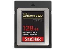 Карта памет SanDisk 128GB Extreme PRO CFexpress Card Type B