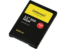 Solid State Drive Intenso 240GB SSD SATA3 High Performance