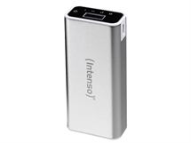 Външна батерия Intenso Powerbank PM5200 сребро