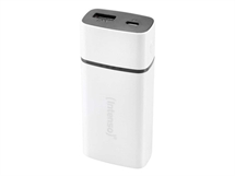 Външна батерия Intenso Powerbank PM5200 бяла