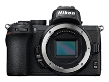 Nikon Z 50,body,20.9MP CMOS,4K video,Bluetooth, Wi-Fi